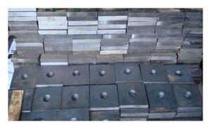 Анкерная плита М48 ГОСТ 24379.1-80