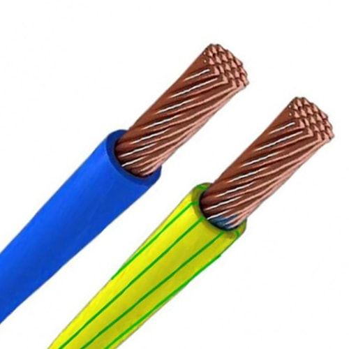 Многопроволочные гибкие жилы 400x0.69 мм Cu ГОСТ 22483-2012