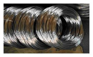 Проволока вязальная 5 сталь 12Х18Н10Т ГОСТ 18143-72 нержавеющая